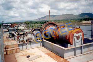100 ton hoist, Thembu Lift Irrigation Project, Kolhapur