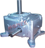 Vertical Worm Gear Box