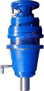 PLANETARY GEARBOX FOR AGITATOR APPLICATION MOUNTING