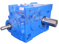 Bevel Helical Gearbox, Helical Bevel Reduction Gearbox