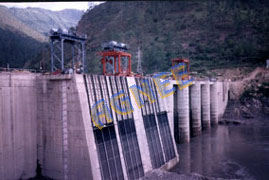 Hydro Electric power DAM project by Agro Engineers