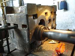 Facing of Bevel Helical Gearbox, Right Angle Gearbox