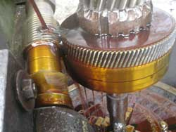 Gear Cutting for Bevel Helical Gearbox