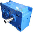 Helical Gearbox, Helical Speed Reducer