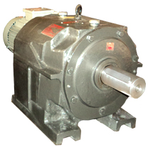 Manufacturer of Inline Helical Gear Motor, Helical Geared Motor, In-Line Gear Motors