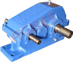 Pump Jack Helical Gear Box