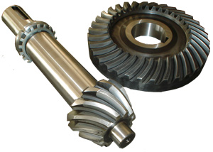 Spiral Bevel Gear set
