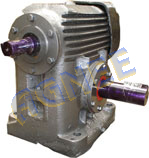 Worm Gearbox, Worm Reduction Gearbox
